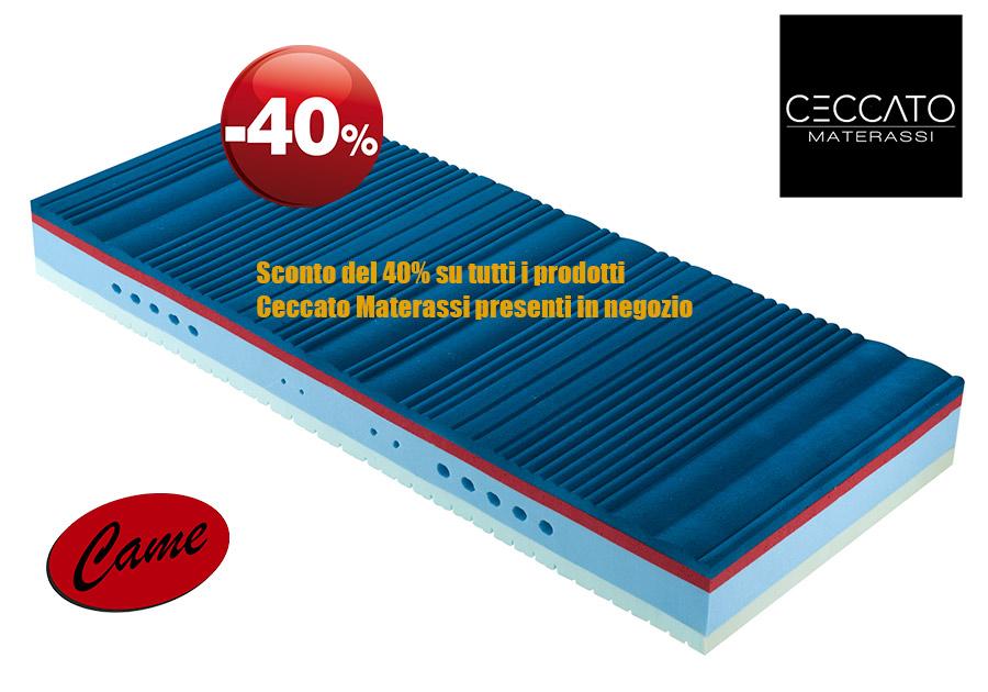 Materassi Milano: CAME dal 1988 solo materassi di qualità!