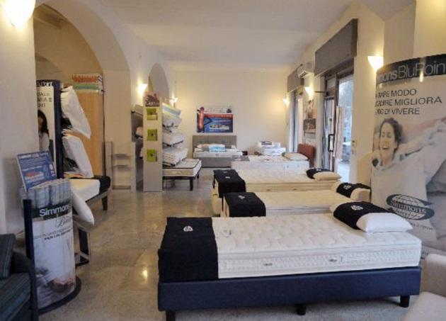 Showroom Materassi Milano.Came Showroom E Negozio Di Materassi A Milano In Viale Monza